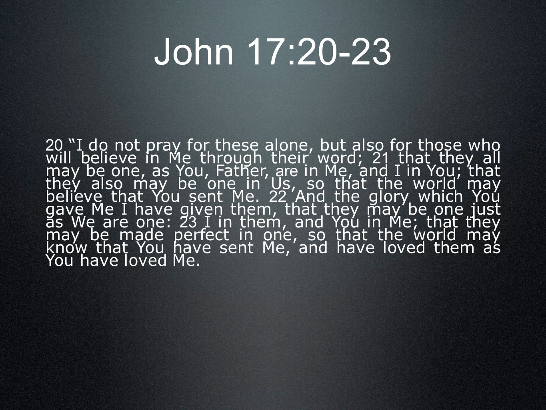 John 17:20-23