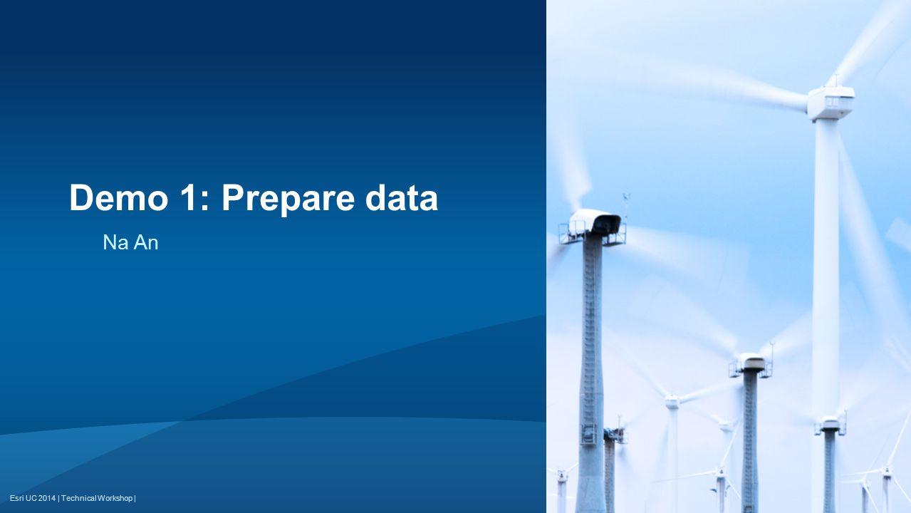 Demo 1: Prepare data Na An