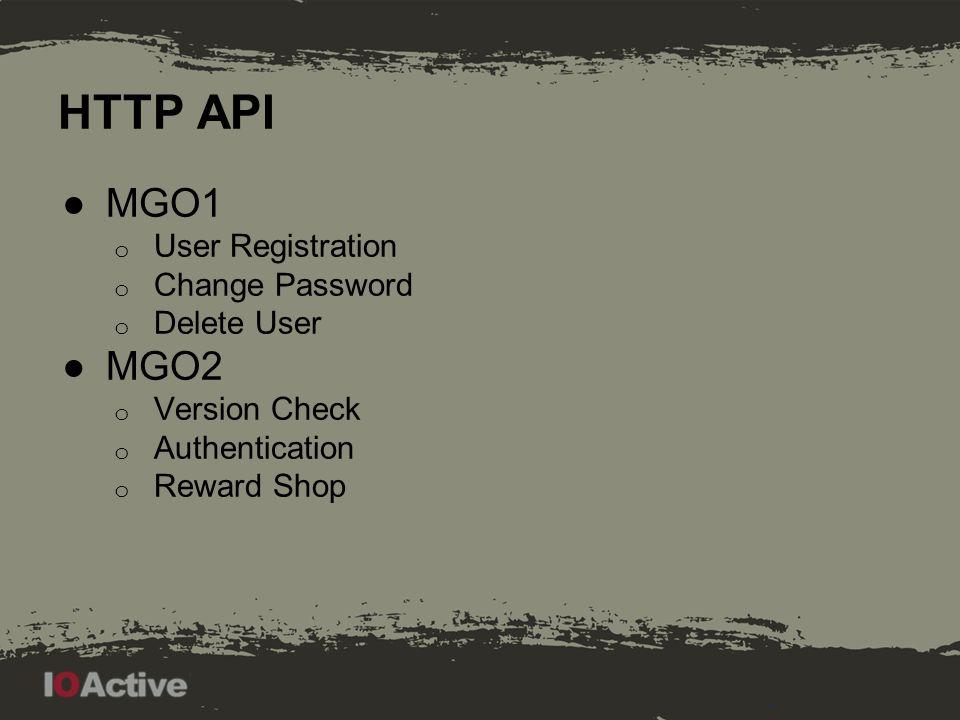 HTTP API Guesswork Live debugging 0x30, NULL, etc