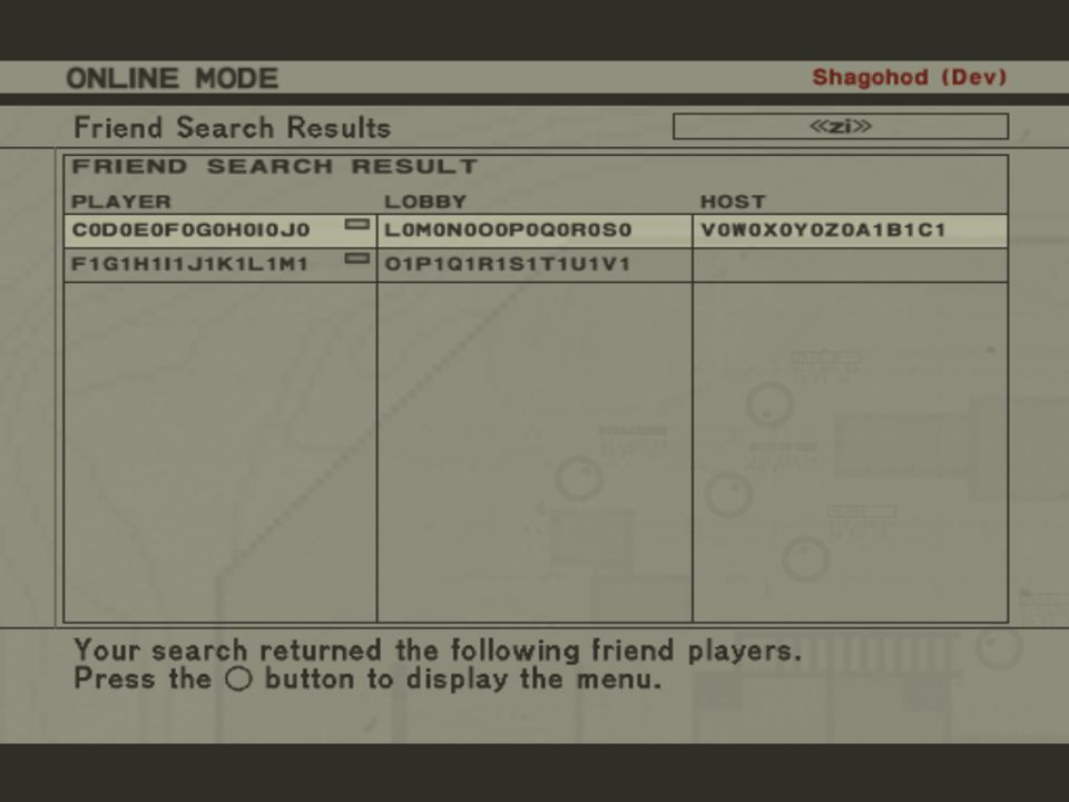Friends List Structure (58 Bytes) Player Id - 4 Bytes