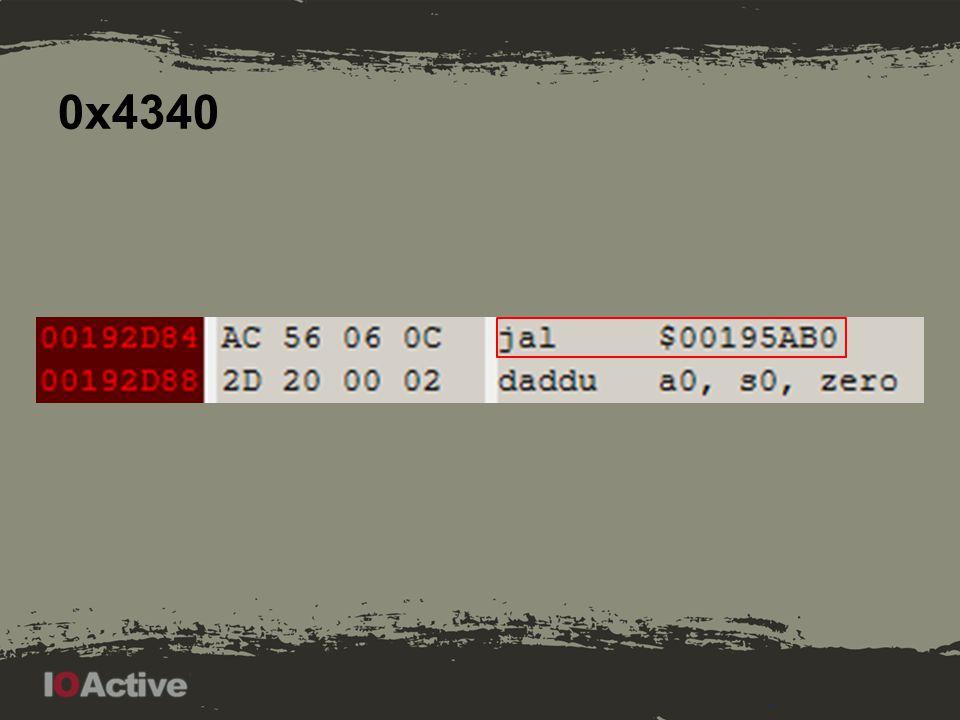 0x4340 Found 4341 handler in memory dump
