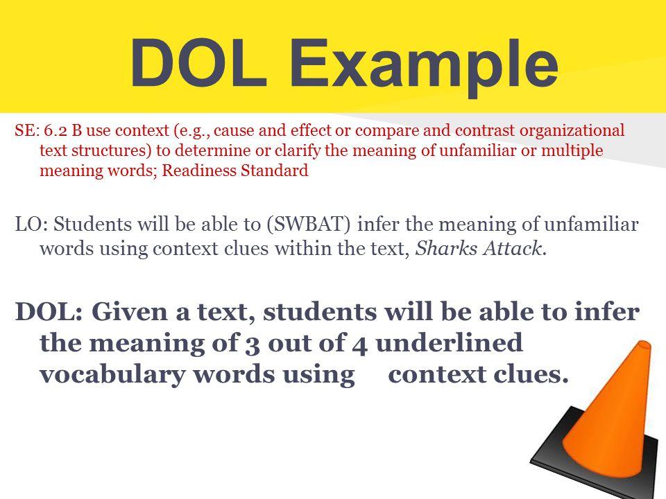 DOL Example