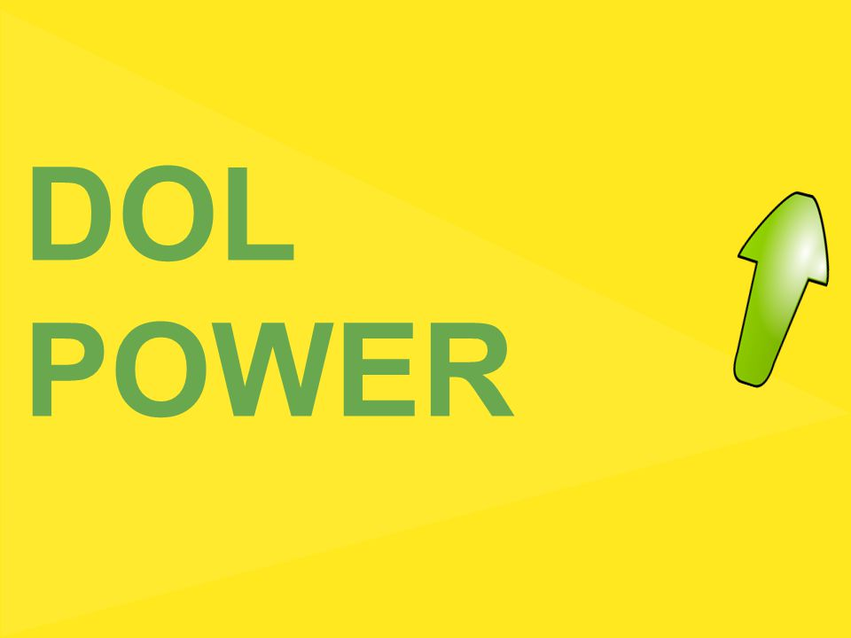 DOL POWER · Given a list of D.O.L.s, participants will identify well-constructed D.O.L.s and D.O.L.s in need of a rewrite individually.