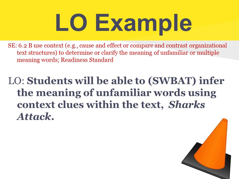 LO Example