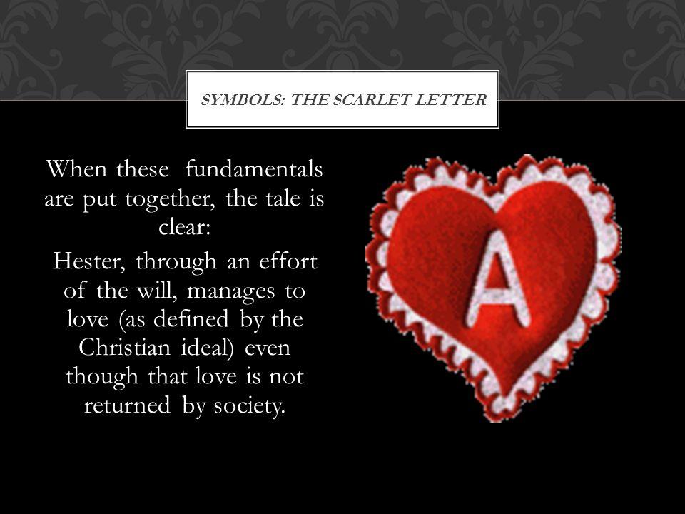 SYMBOLS: The Scarlet Letter