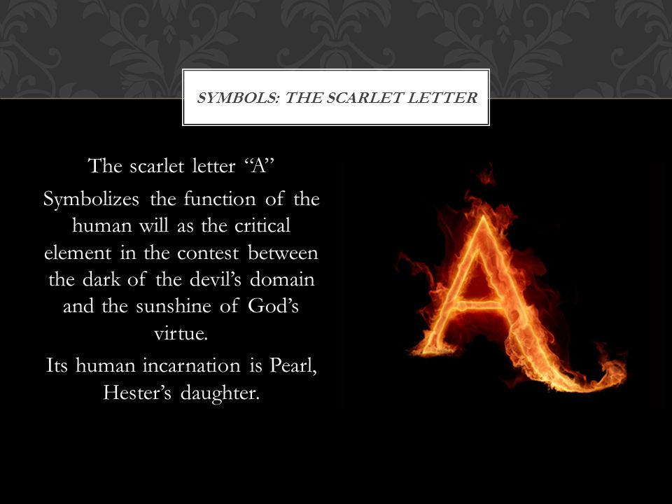The scarlet letter significance of hester