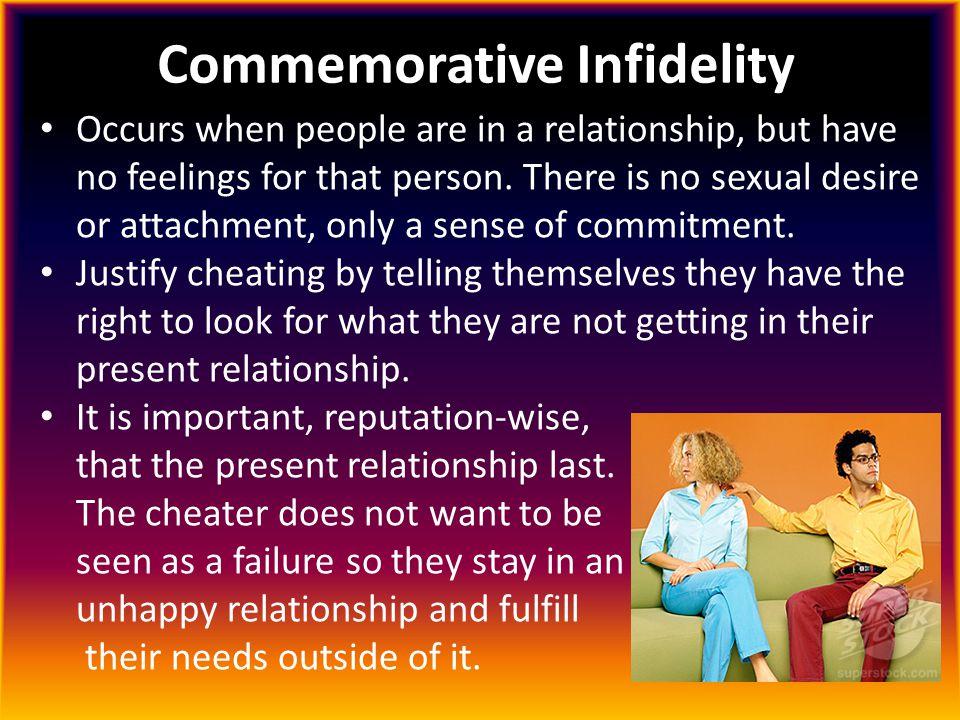 Commemorative Infidelity