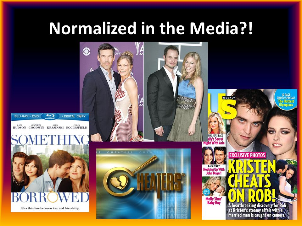 Normalized in the Media !