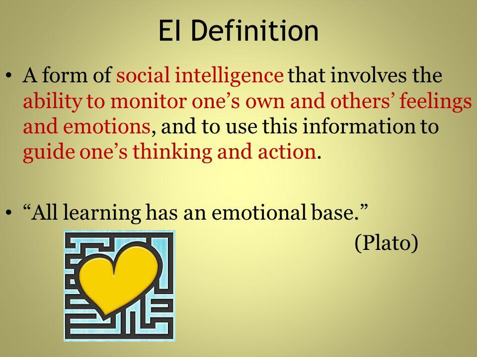 EI Definition