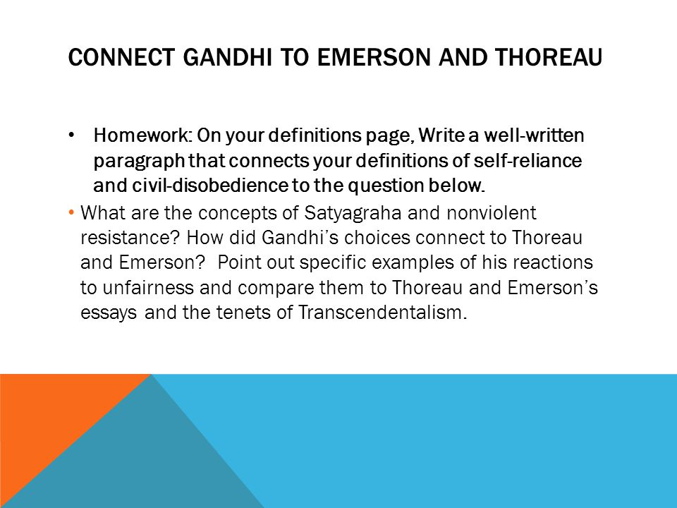 passive resistance gandhi essay We will write a custom essay sample on   was more than passive resistance indeed, gandhi claimed it was not passive  the indian independence movement began.