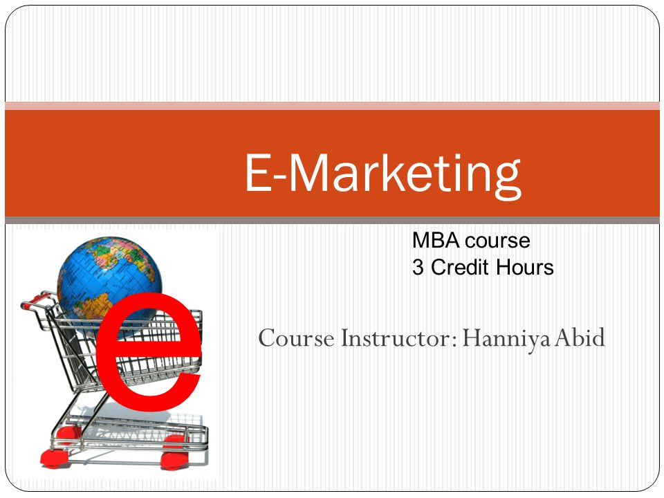 Course Instructor: Hanniya Abid