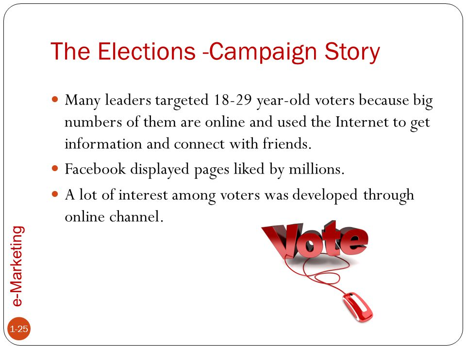 The Elections -Campaign Story