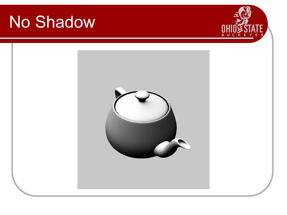 No Shadow
