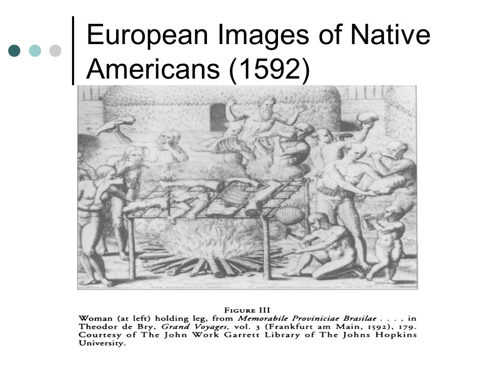 European Images of Native Americans (1592)