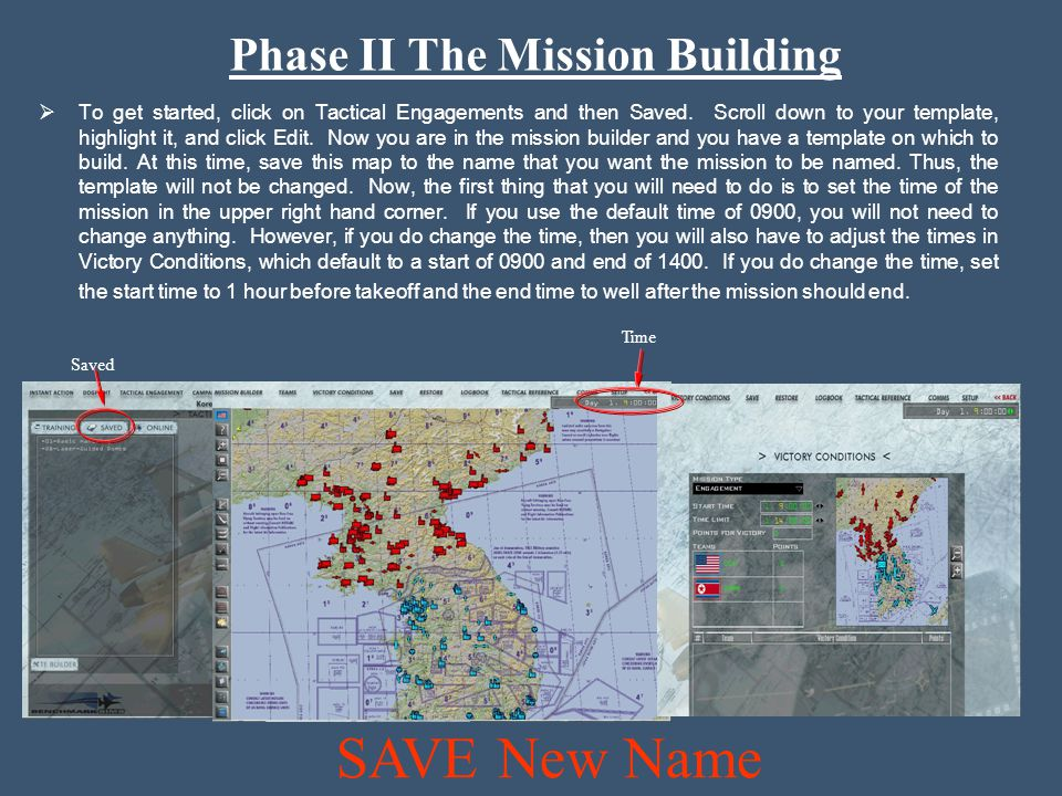 Phase II The Mission Building