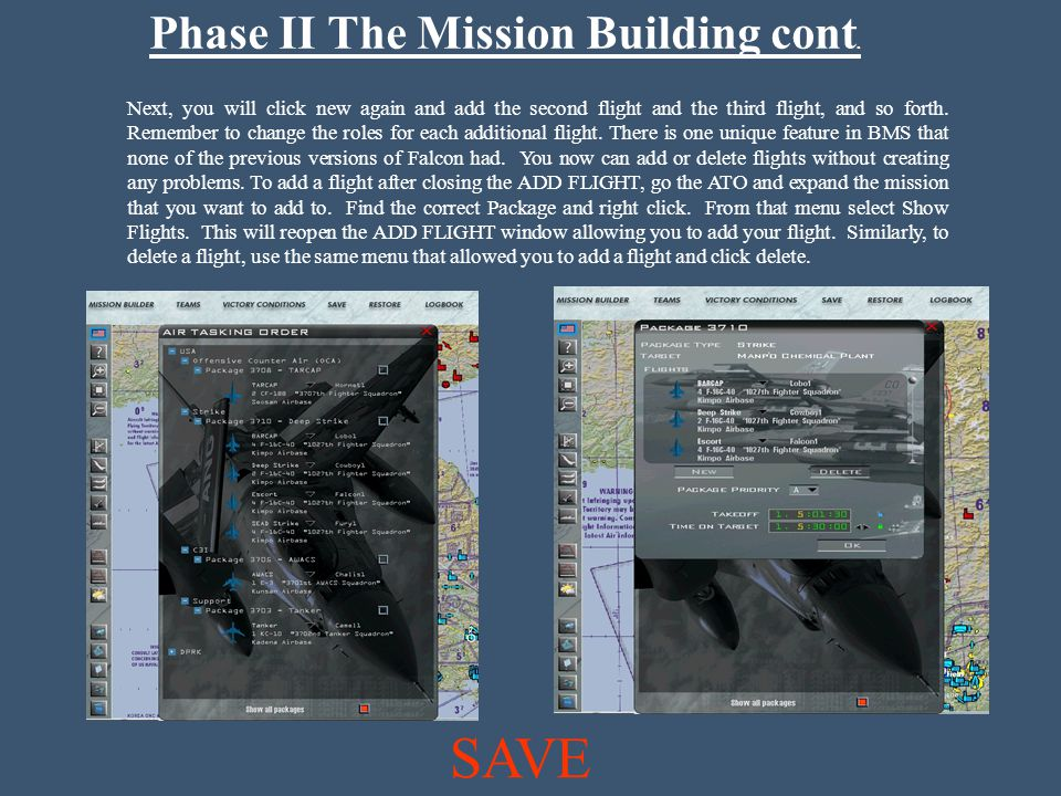 Phase II The Mission Building cont.
