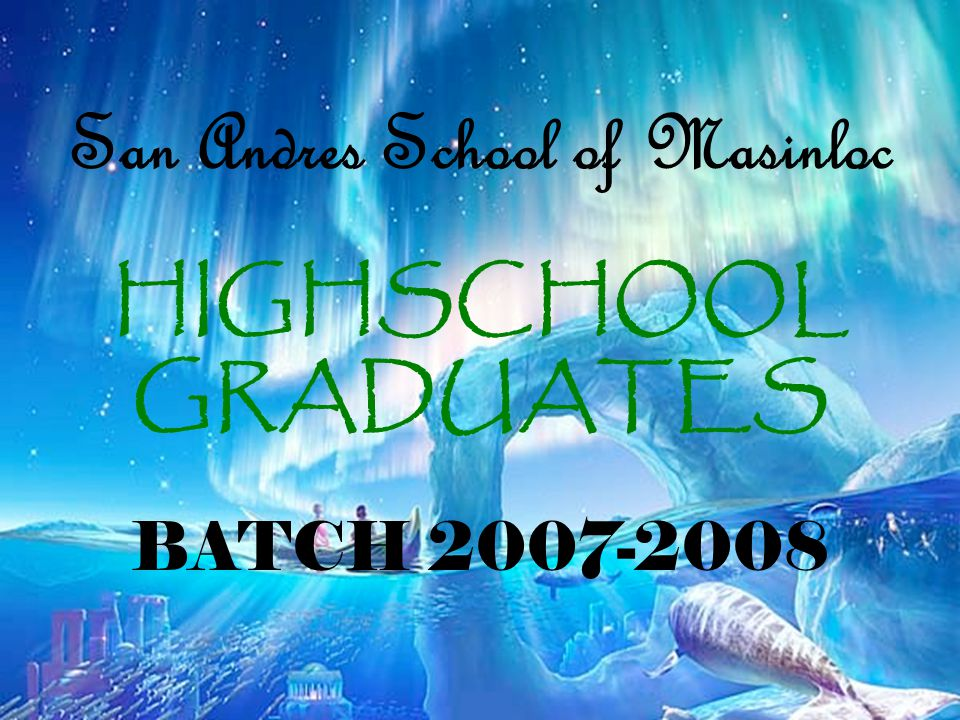San Andres School of Masinloc