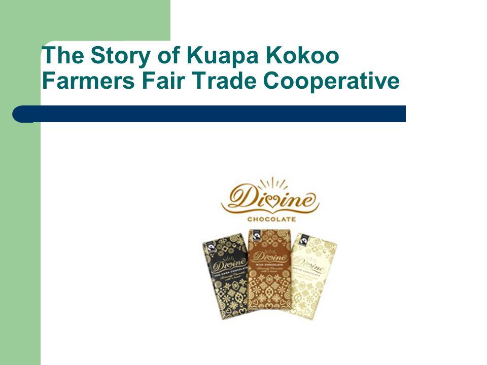 The Story of Kuapa Kokoo Farmers Fair Trade Cooperative