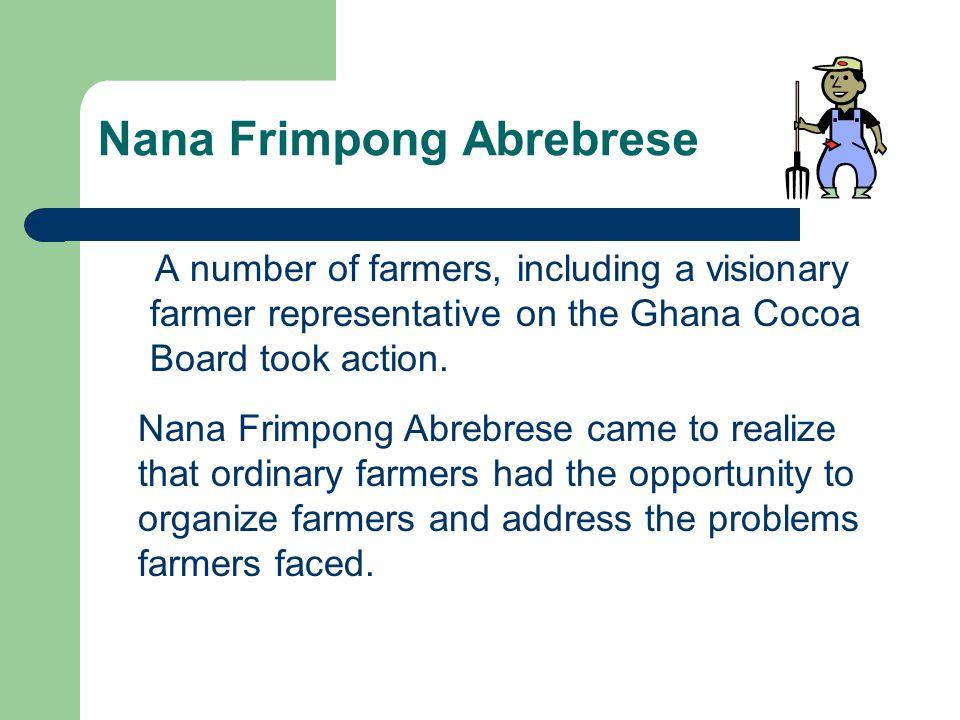 Nana Frimpong Abrebrese