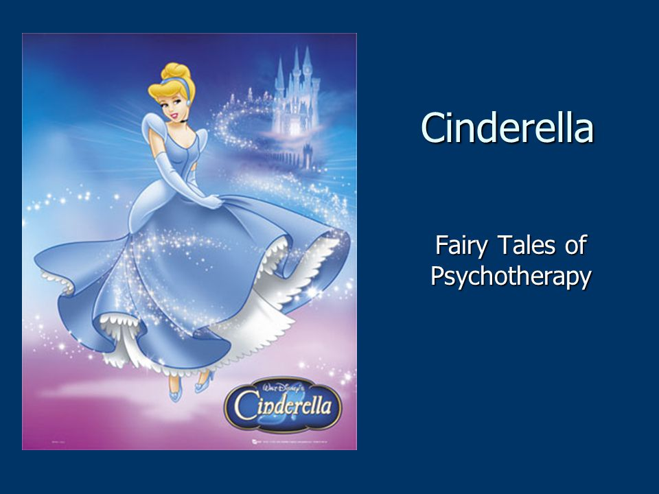 Fairy Tales of Psychotherapy