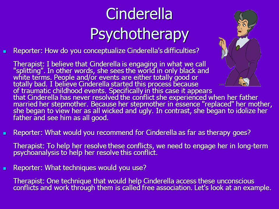 Cinderella Psychotherapy