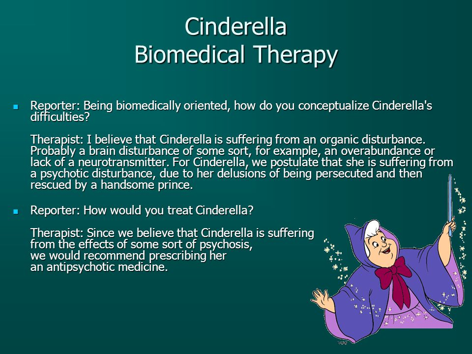 Cinderella Biomedical Therapy