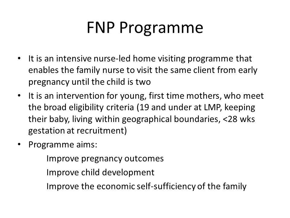FNP Programme