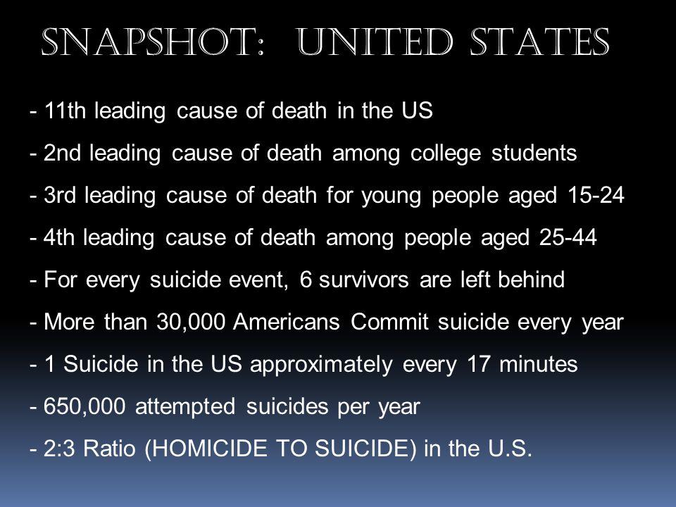 SNAPSHOT: UNITED STATES