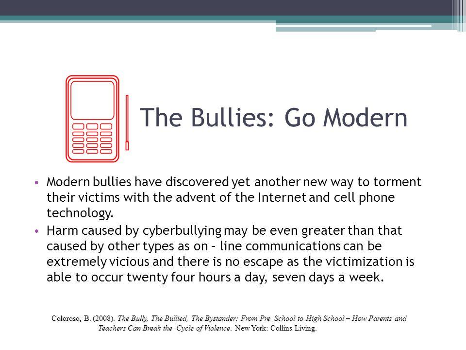 The Bullies: Go Modern