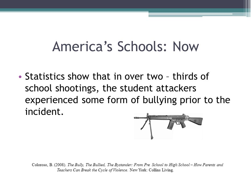 America's Schools: Now