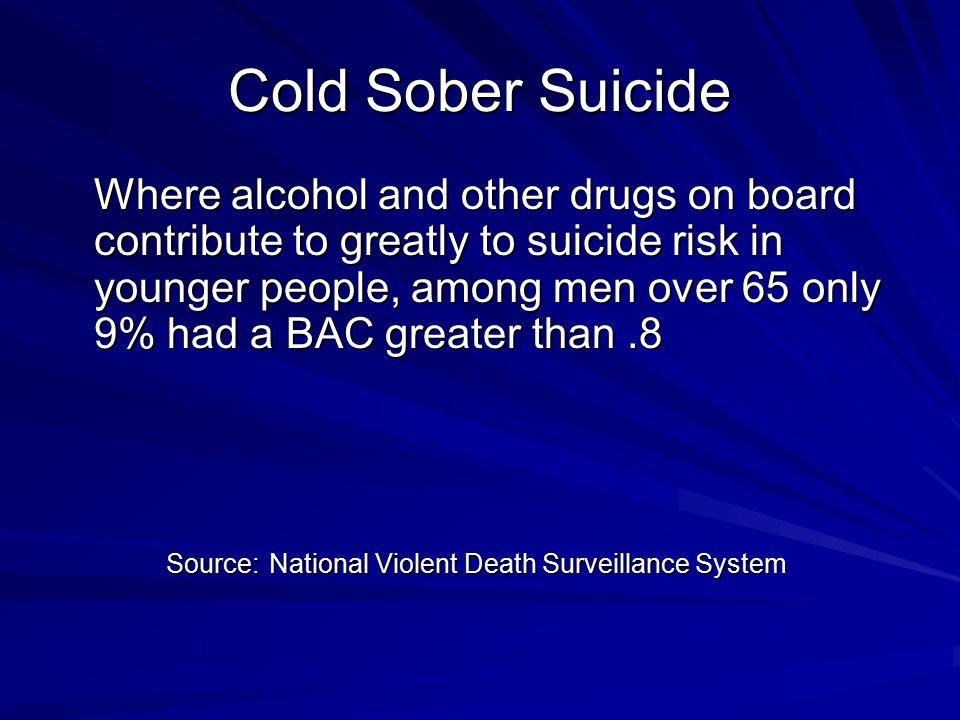 Cold Sober Suicide