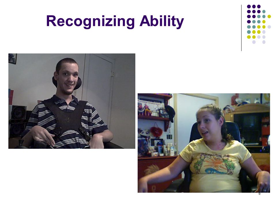 Recognizing Ability