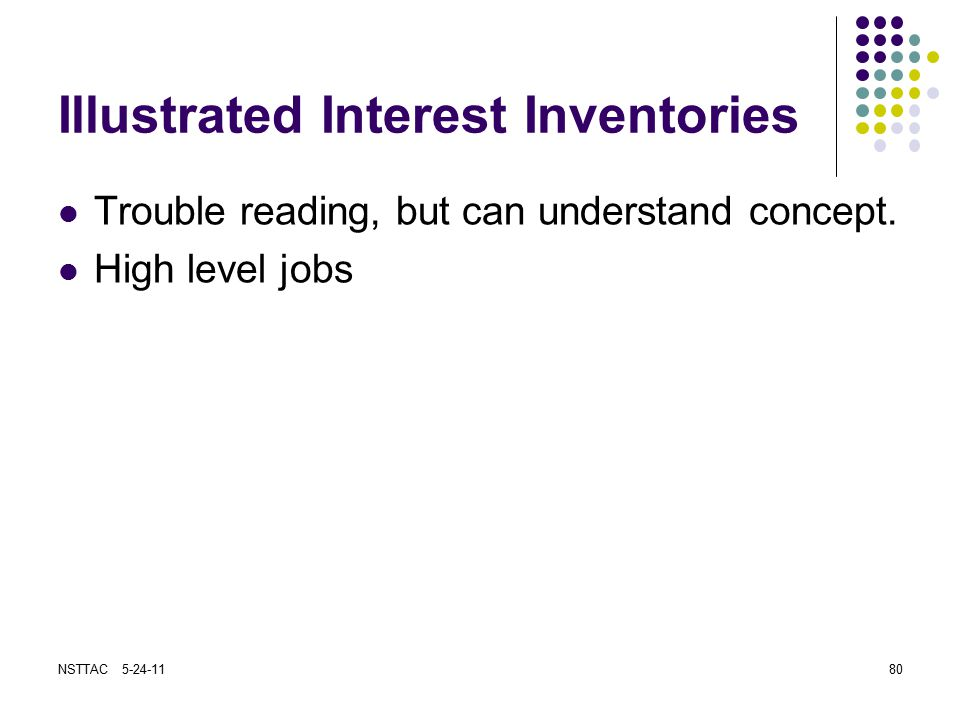 Illustrated Interest Inventories