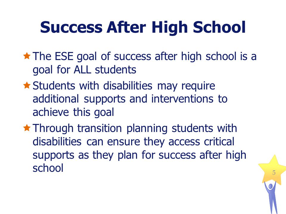 Success After High School