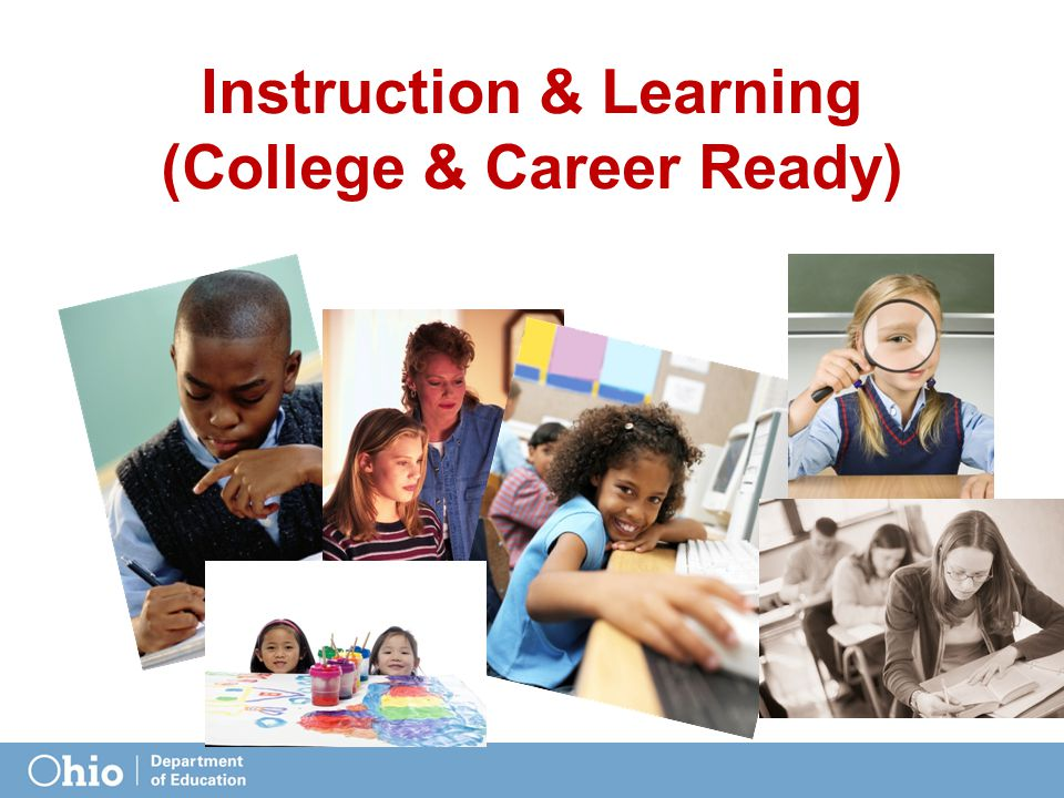 Instruction & Learning (College & Career Ready)