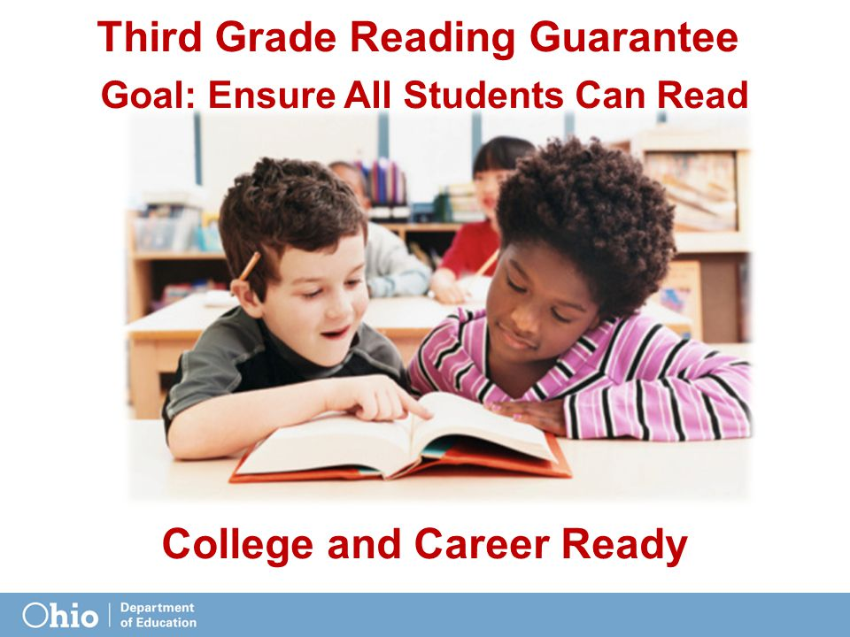 Goal: Ensure All Students Can Read