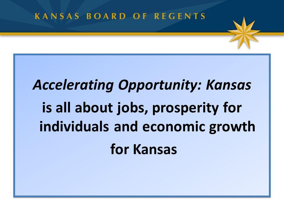 Accelerating Opportunity: Kansas