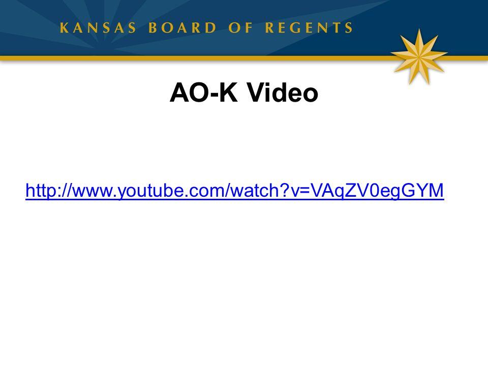 AO-K Video http://www.youtube.com/watch v=VAqZV0egGYM