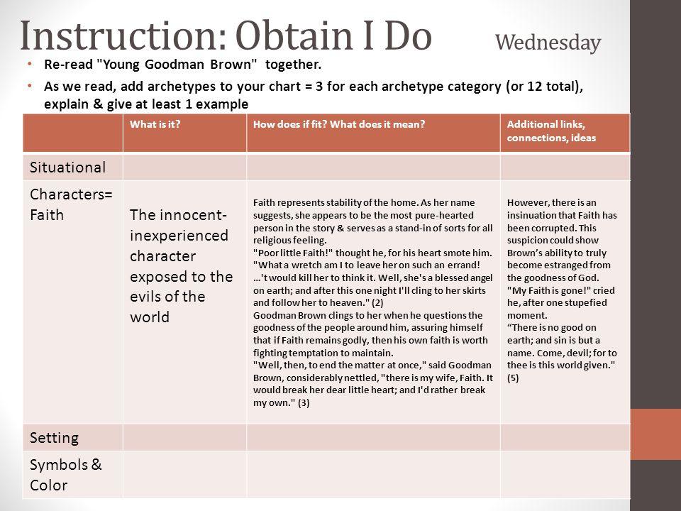 Instruction: Obtain I Do Wednesday