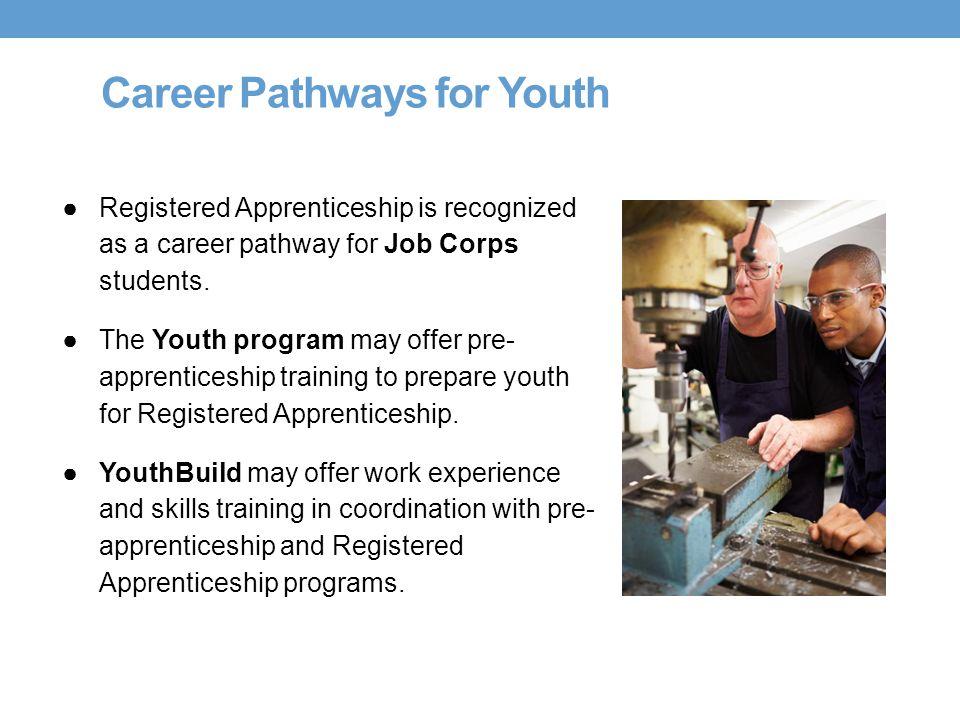 Career Pathways for Youth