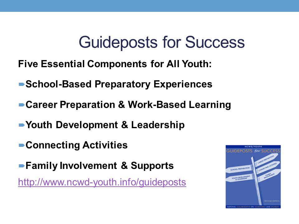 Guideposts for Success