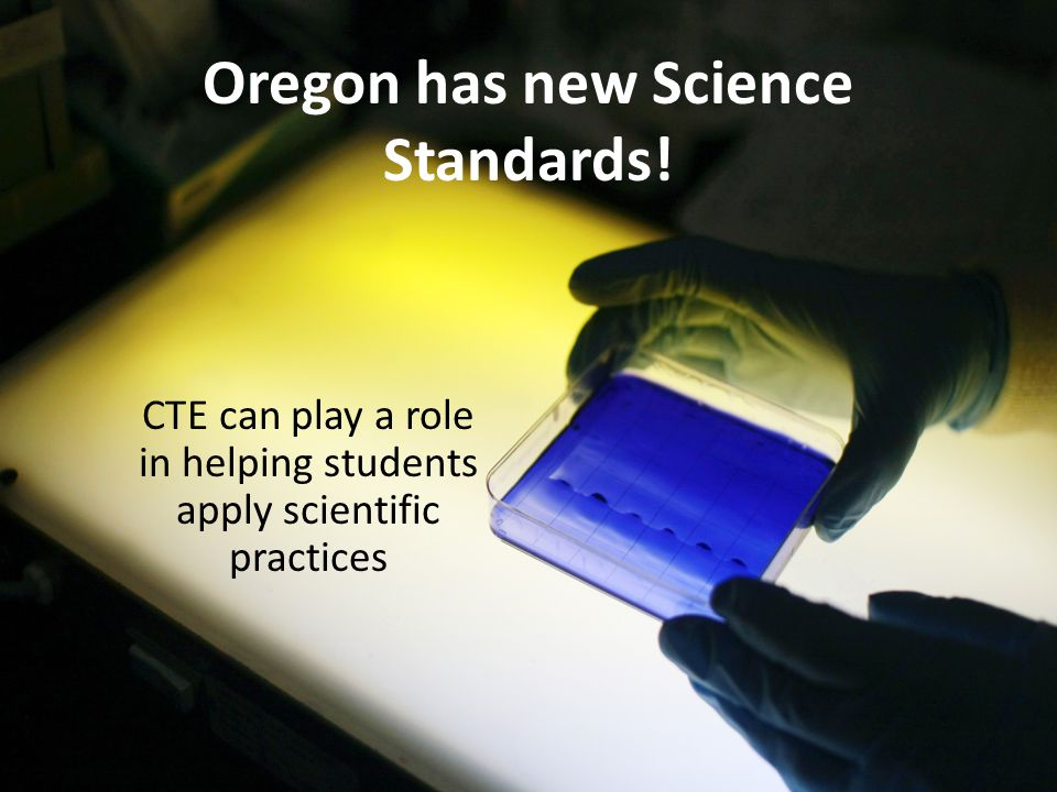 Oregon has new Science Standards!