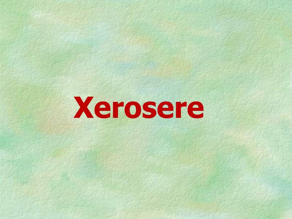 Xerosere