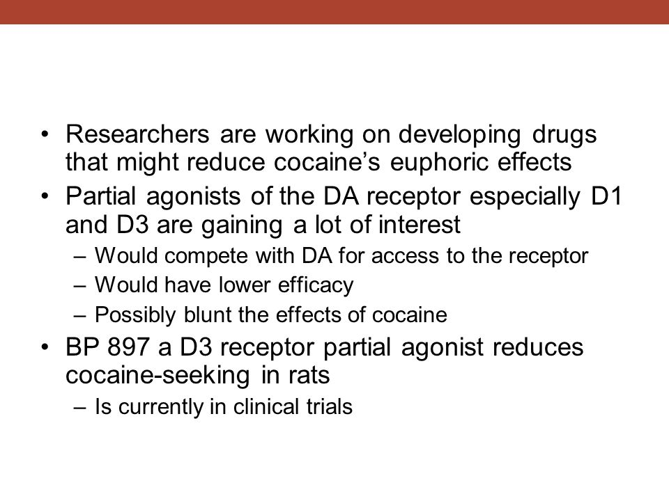 BP 897 a D3 receptor partial agonist reduces cocaine-seeking in rats