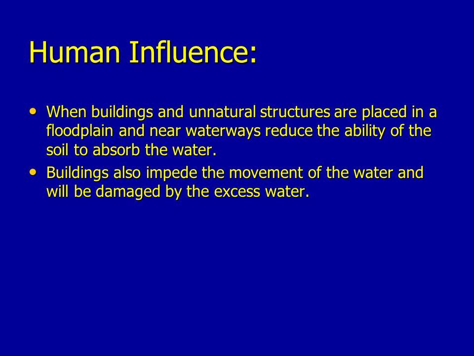 Human Influence: