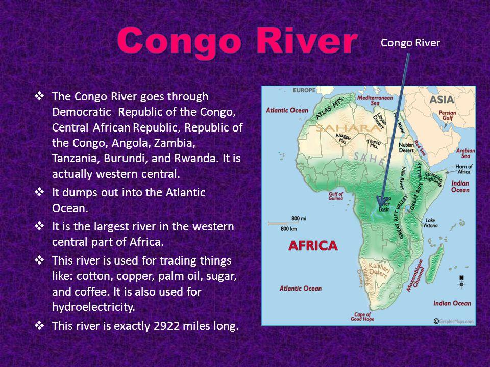Congo River Congo River.