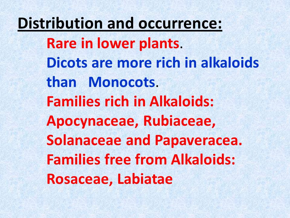 Distribution and occurrence:. Rare in lower plants
