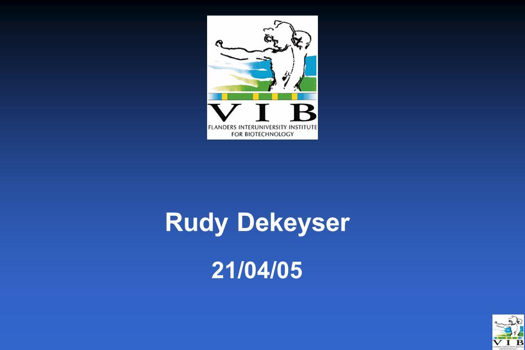 Rudy Dekeyser 21/04/05 _Rotterdam 21/04/05