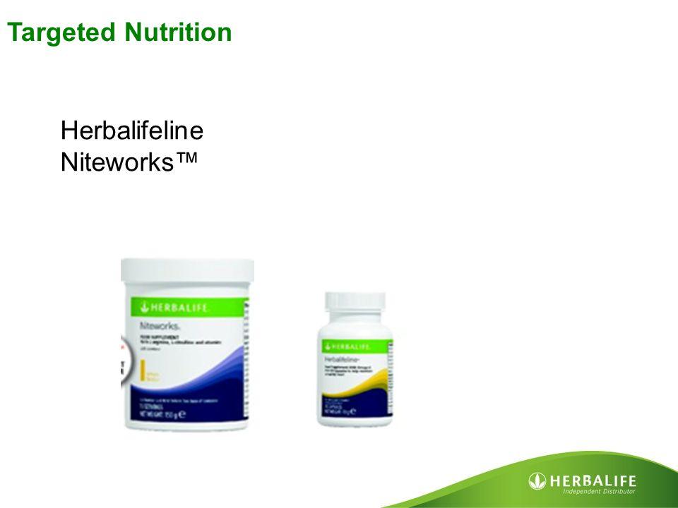 Targeted Nutrition Herbalifeline Niteworks™