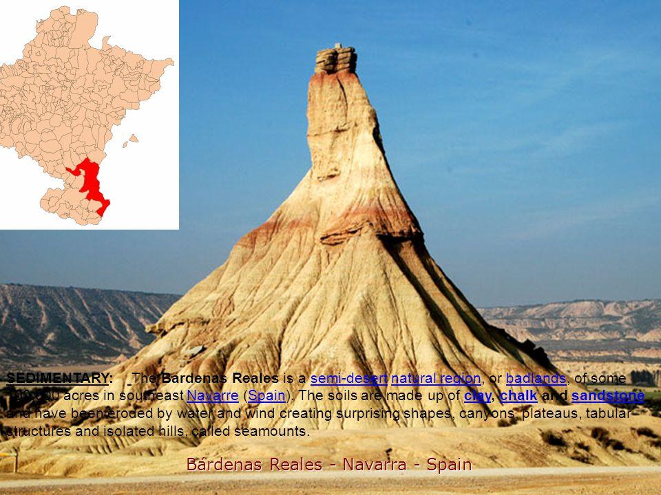 Bárdenas Reales - Navarra - Spain